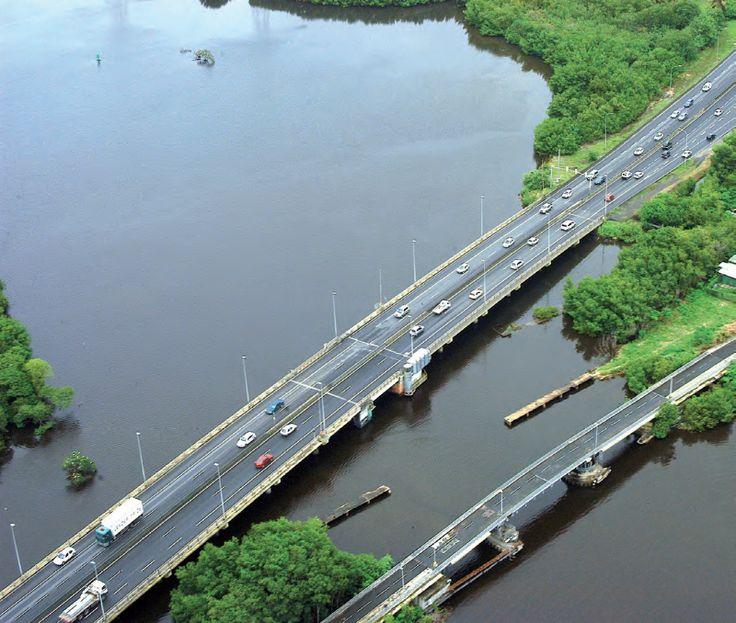 Le pont de la Gabarre