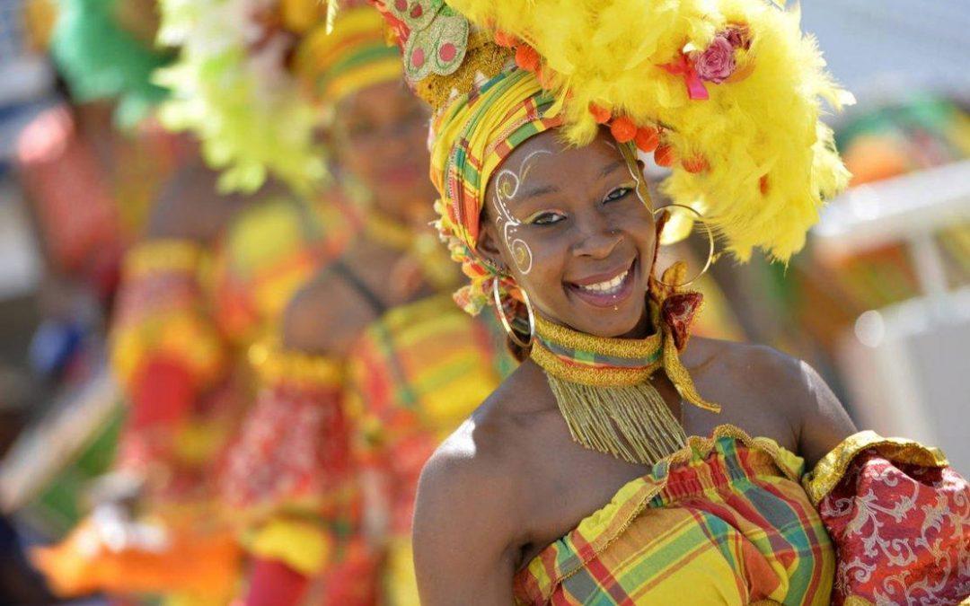L'histoire du carnaval antillais