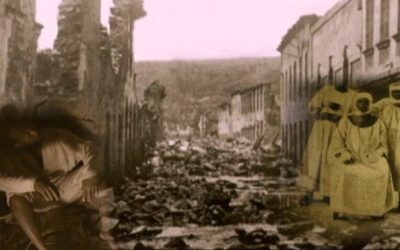 L'éruption de la Pelée, une catastrophe sur un fond de campagne électorale