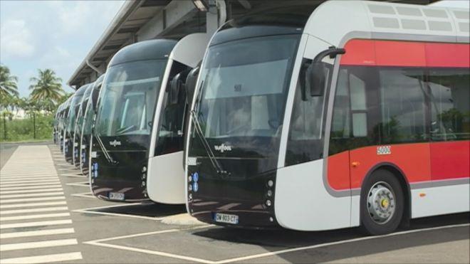 Transport : les bus foyalais du TCSP bientôt dans le Nord ?